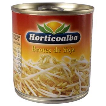 bote brotes de soja